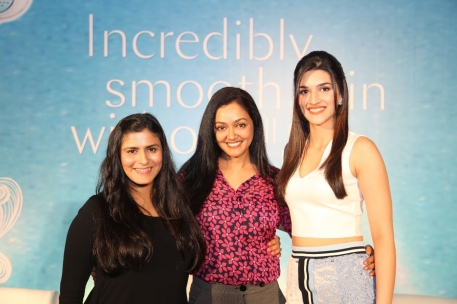 Gillette Venus Shaving Session with Namrata Soni, Dr. Rashmi Shetty and ...