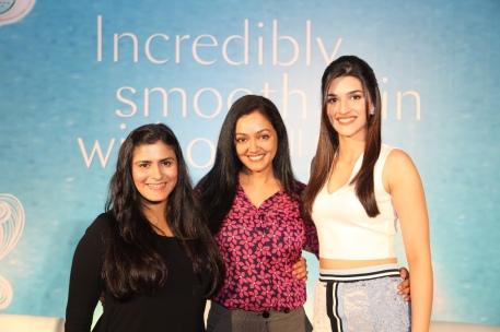 Gillette Venus Shaving Session with Namrata Soni, Dr. Rashmi Shetty and ...