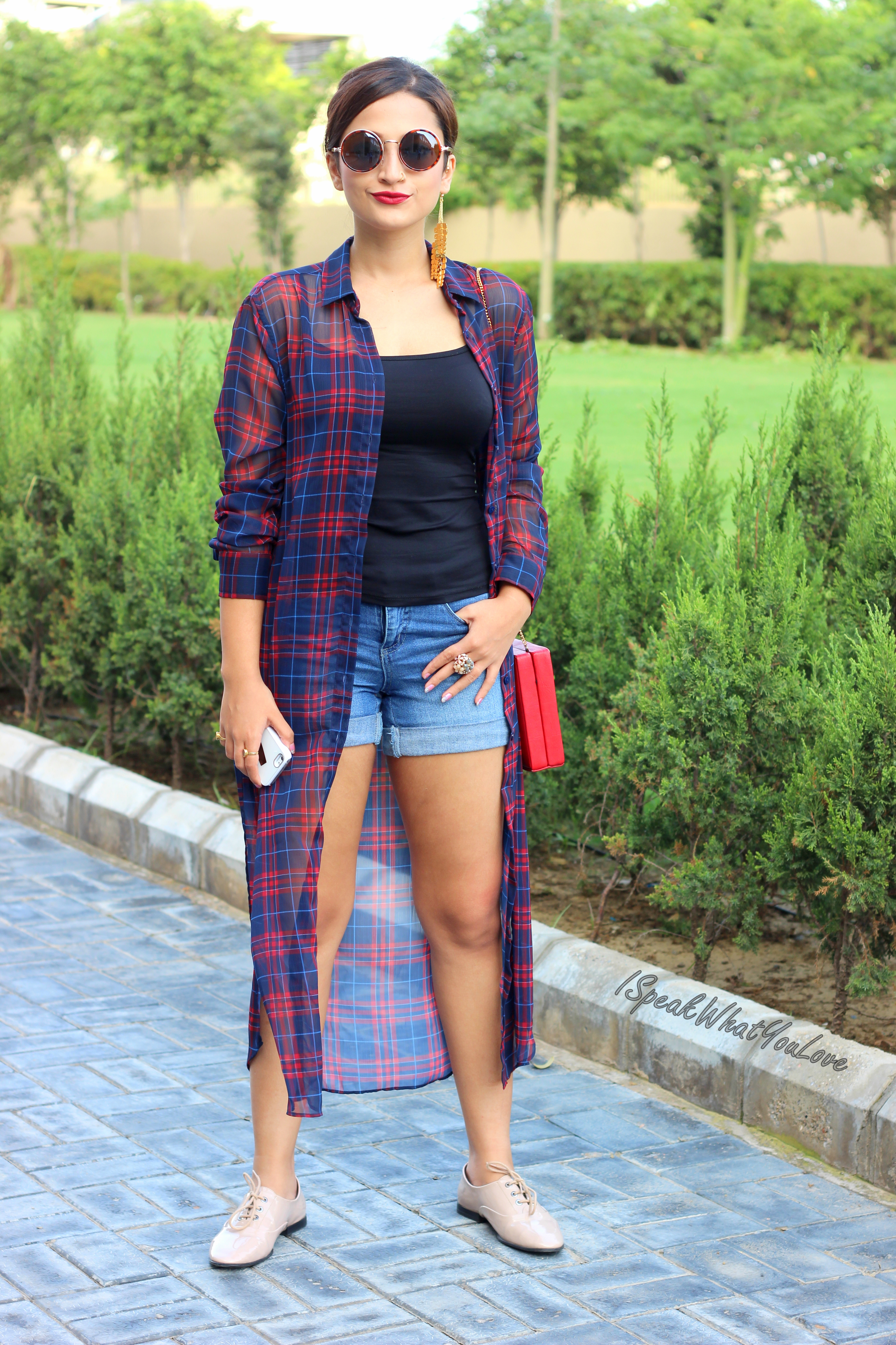 Style that Maxi Shirt