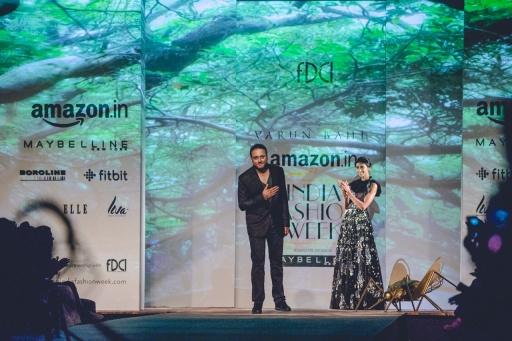 Varun Bahl, Amazon India Fashion Week, Autmn