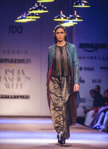 Akaaro, Amazon India Fashion Week, Autum-Winter 2016.